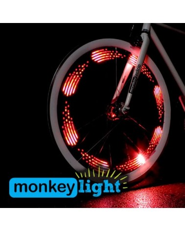 Monkey Light R210 - Rechargeable USB