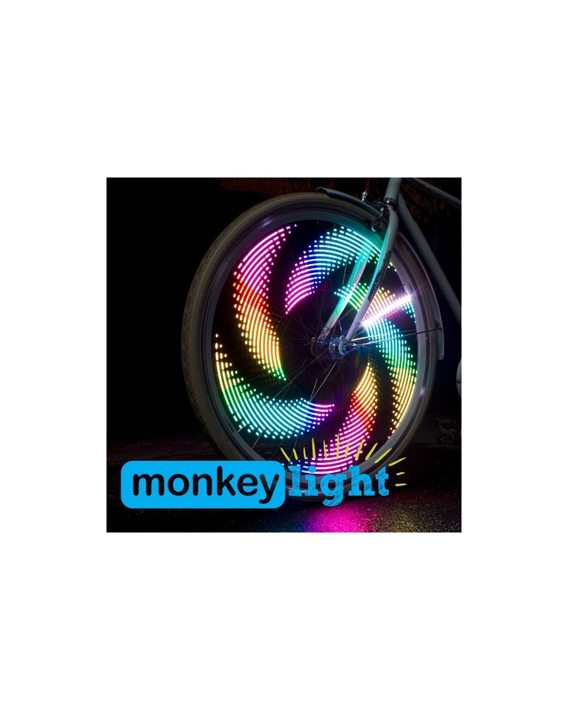 Monkey Light R232 Rechargeable USB