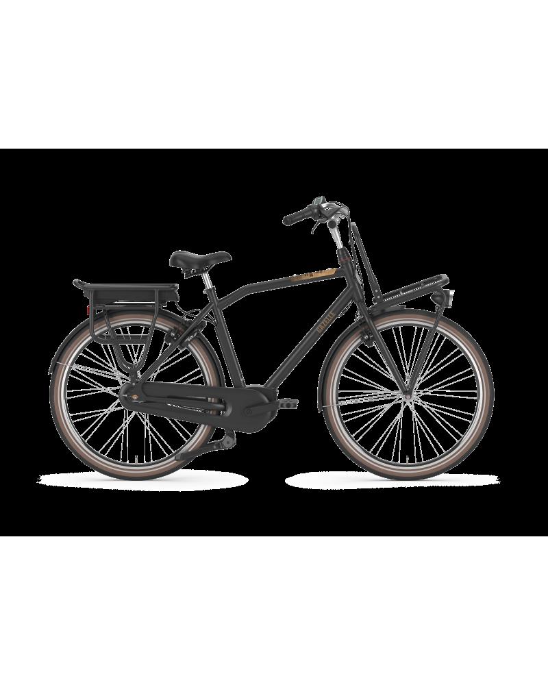 Heavy Dutch NL C7 HMB - GAZELLE - Vélo électrique