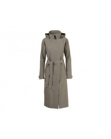 Veste velo pluie femme agu Urban outdoor trench coat long