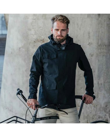 Pocket 2.5L Jacket - AGU - veste vélo homme