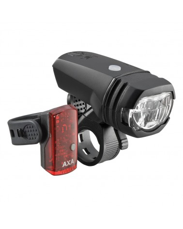 Set éclairage Axa Greenline 50 lux