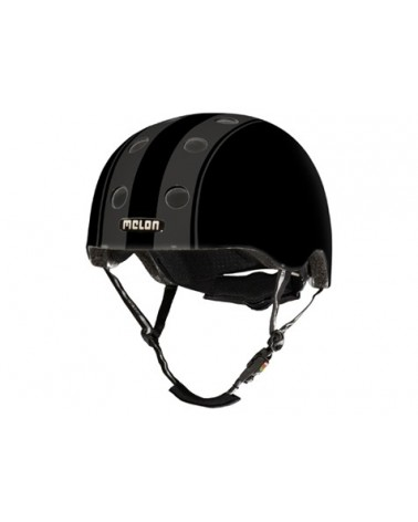Casque vélo Melon Urban Active double stripe