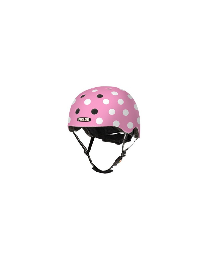 Casque vélo Melon Urban Active dotty