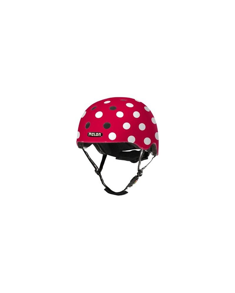 Casque vélo Melon Urban Active dotty