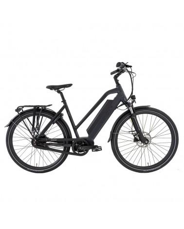 Kalii VanDijck - vélo électriquen randonnée
