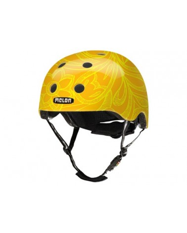 Casque vélo Melon Urban Active mellow yellow