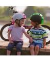 Casque vélo enfant Melon Urban Active double stripe
