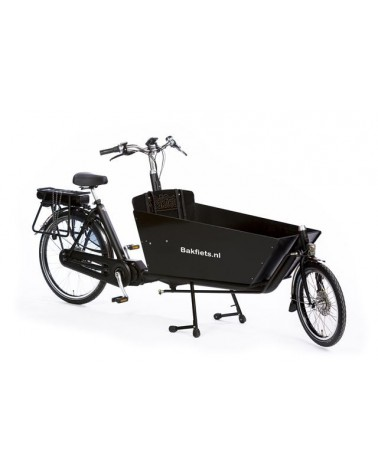 Biporteur électrique Classic long - BAKFIETS