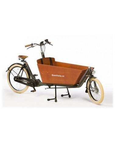 Biporteur électrique Cruiser long - BAKFIETS