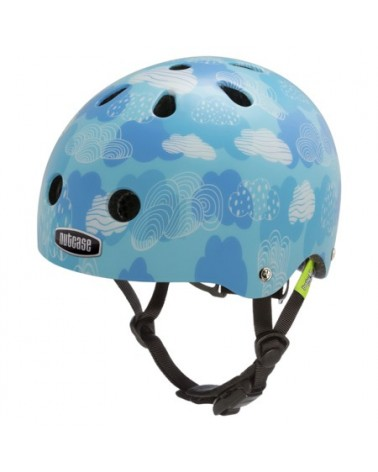 Baby Nutty Head in the clouds - NUTCASE - Casque vélo bébé (47 - 50 cm)