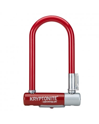 Kryptolock Serie 2 Mini 7 - Kryptonite - antivol U pour vélo