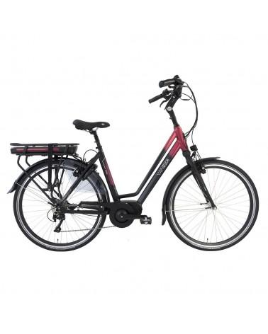 Eris VanDijck - vélo électrique