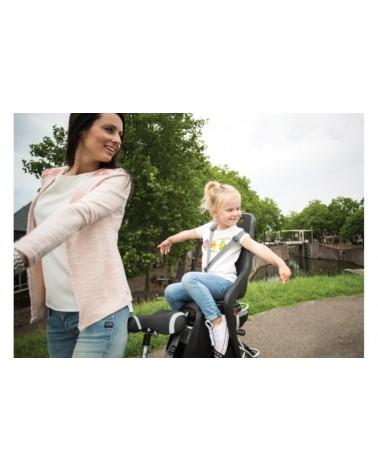 Bubbly Maxi + CFS - Polisport - Siège enfant arrière (tige de selle)