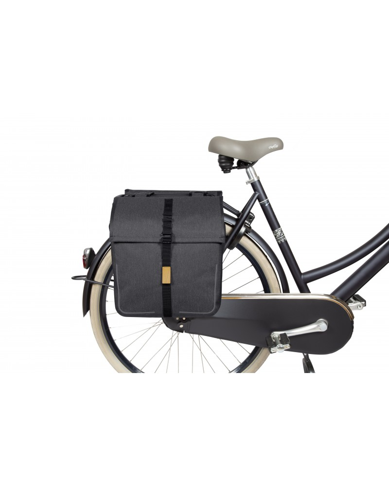 Sacoche vélo double urban dry - BASIL