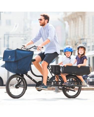 Vélo cargo Just long Bicicapace