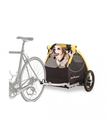 Remorque vélo Tail wagon - BURLEY - pour animaux