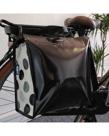Sacoche vélo simple zipper balls clarijs