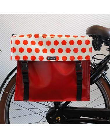 Sacoche vélo double Rococo Clarijs