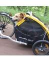 Remorque vélo - pour animaux - BURLEY Tail wagon