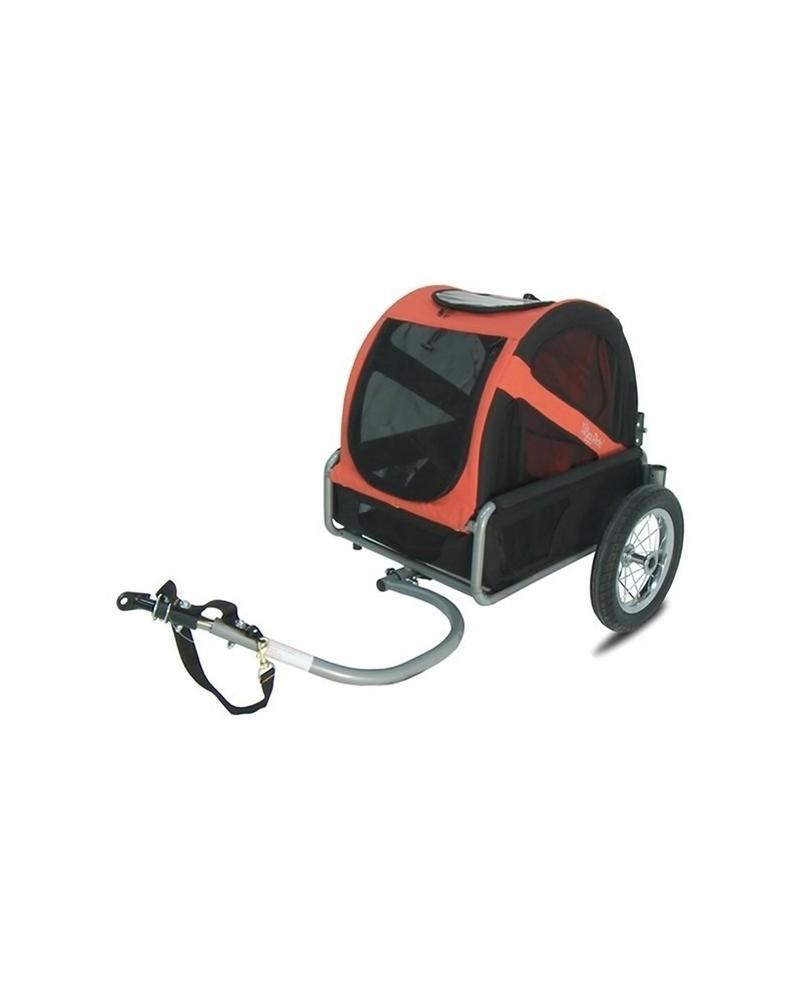remorque v lo pour chien doggyride mini trailer. Black Bedroom Furniture Sets. Home Design Ideas