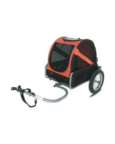 Remorque vélo - pour chiens – DOGGYRIDE Mini trailer