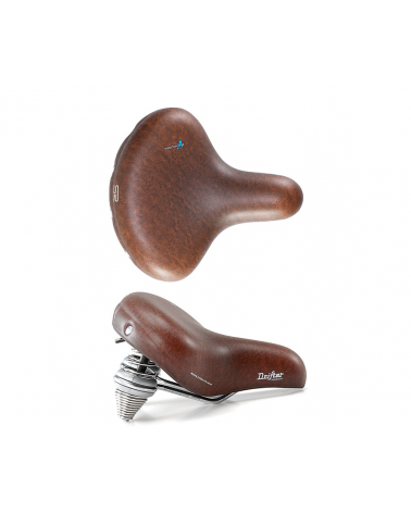 Drifter Medium Brown - Selle ROYAL - Selle unisexe
