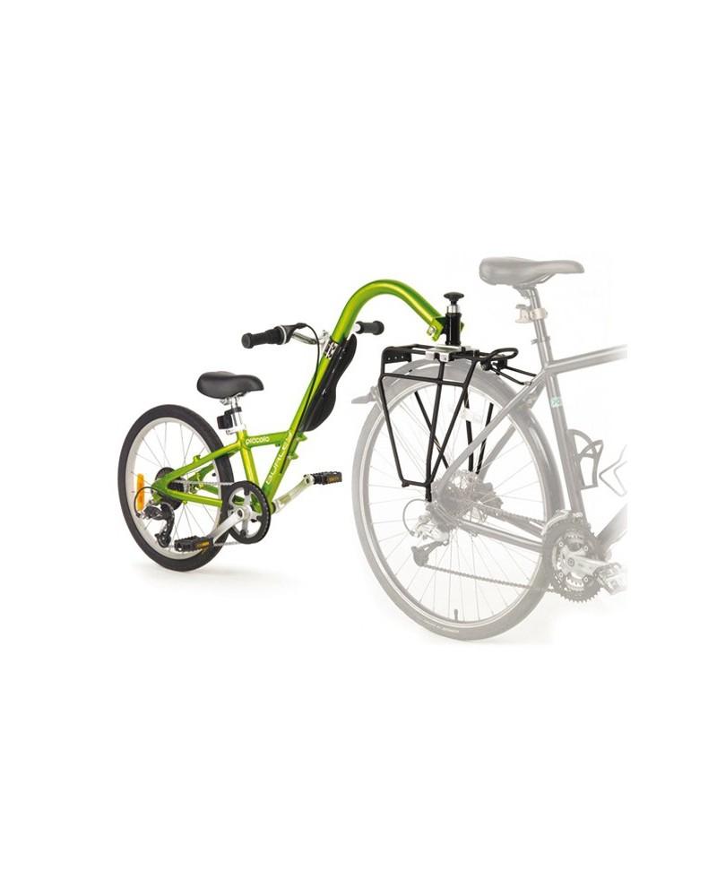 Remorque - suiveur vélo - pour enfants - BURLEY Piccolo 7 vitesses