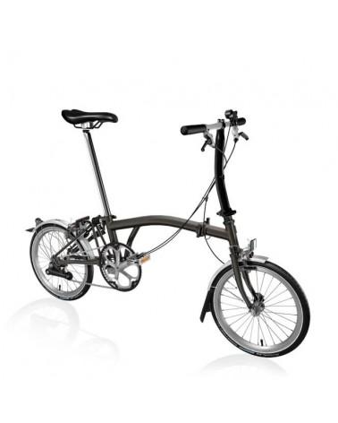Vélo pliant black edition BROMPTON