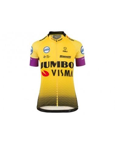 Maillot officiel de l'équipe Jumbo Visma - AGU