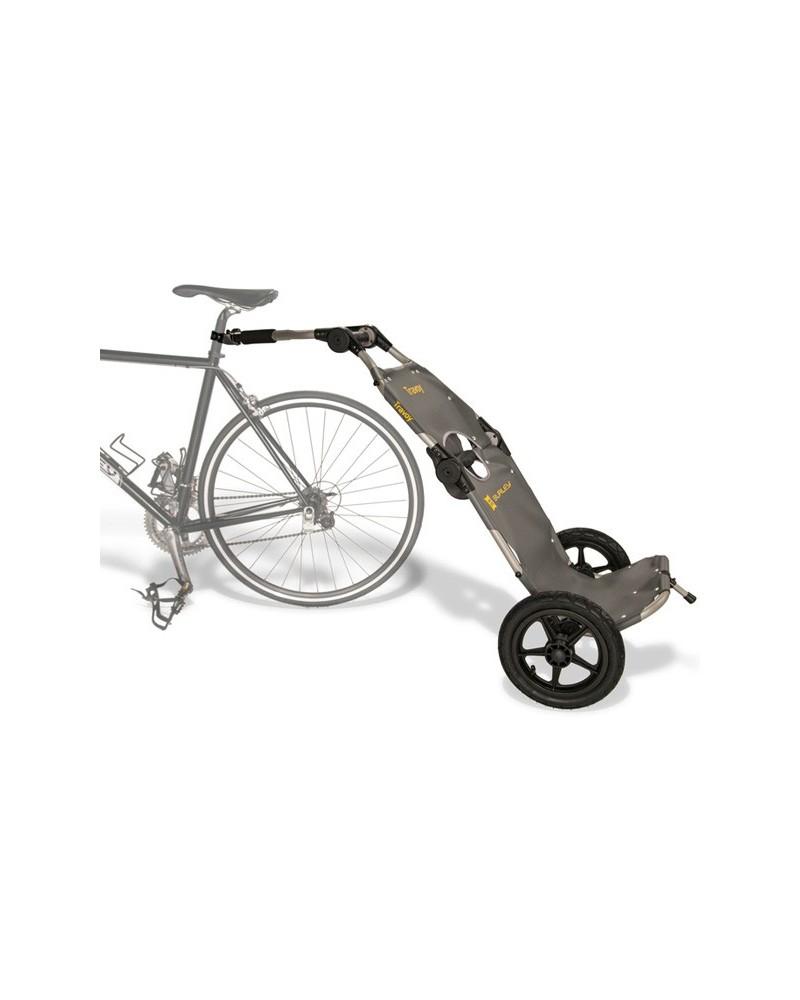 Remorque vélo -pour transport - BURLEY - Travoy