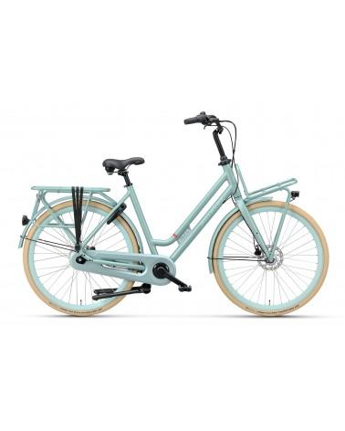 Quip Extra Cargo- BATAVUS - Vélo confort hollandais