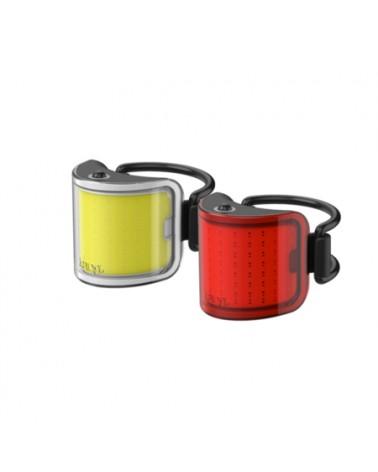 Set d'éclairage Knog Cobber - small