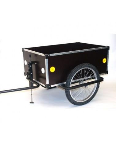 Remorque vélo - pour transport - ROLAND jumbo 175l / 200kg