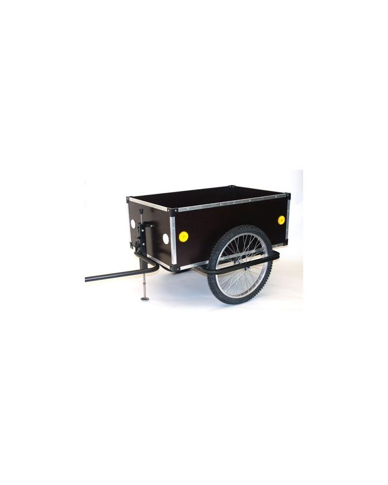 Remorque vélo Jumbo - ROLAND 175l / 200kg