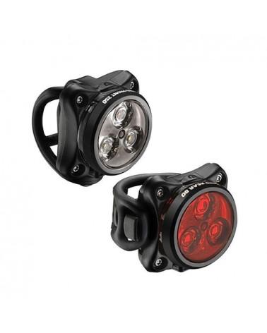 Set d'éclairage Zecto Drive - LEZYNE