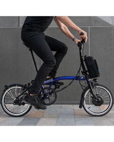 L'innovant vélo pliant électrique Brompton Electric
