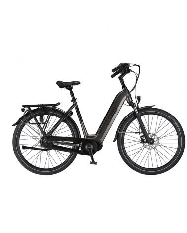 Gaia VanDijck - vélo électrique