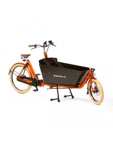 Biporteur électrique Cruiser Steps long - BAKFIETS