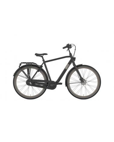Vélo ville moderne Gazelle Esprit C3 - cadre haut