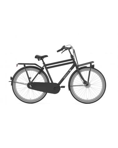 Vélo ville hollandais PUUR_NL 7V- GAZELLE - cadre haut