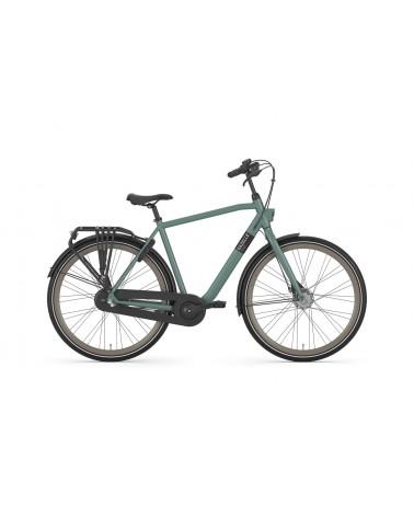 Vélo ville moderne Esprit C7 - GAZELLE - cadre haut
