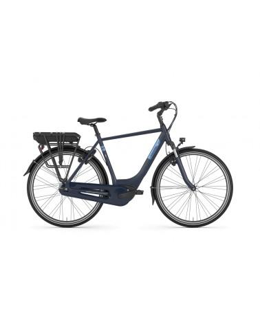 Vélo électrique de ville Gazelle Paris C7 HMB - cadre haut