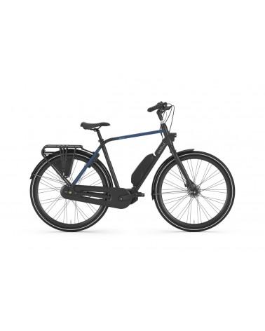 Vélo électrique de ville Gazelle CityGo C7 HMS - cadre haut