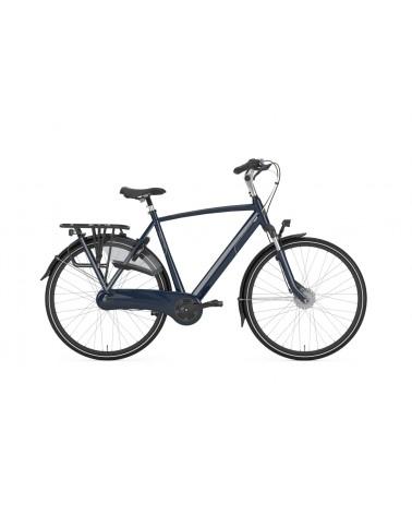 Vélo de ville Gazelle Orange C7+ - cadre haut