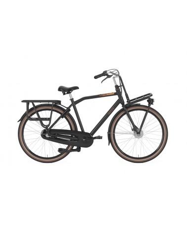 Vélo Gazelle HeavyDutyNL 7V - cadre haut
