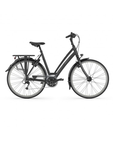 Vélo VTC Gazelle Chamonix T27