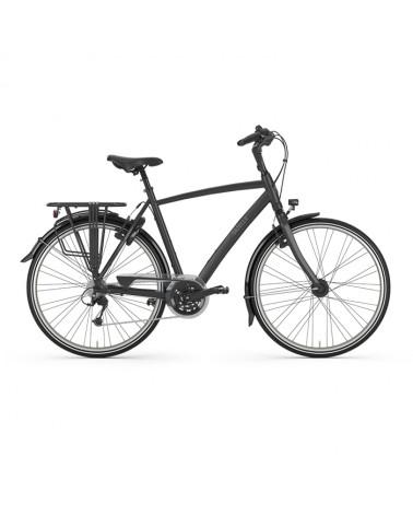 Vélo VTC Gazelle Chamonix T27 - cadre haut