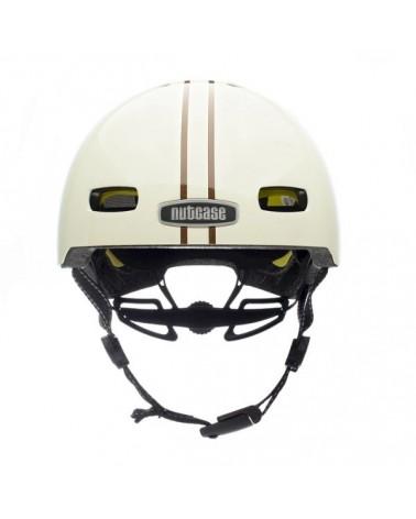 casque de vélo nutcase leather bound