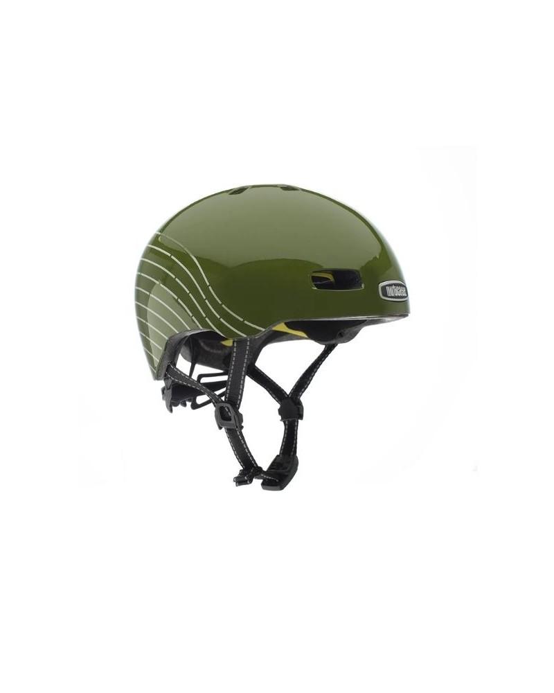 casque de vélo nutcase dust for print
